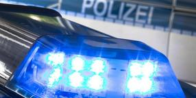 Polizeieinsatz in Celle.