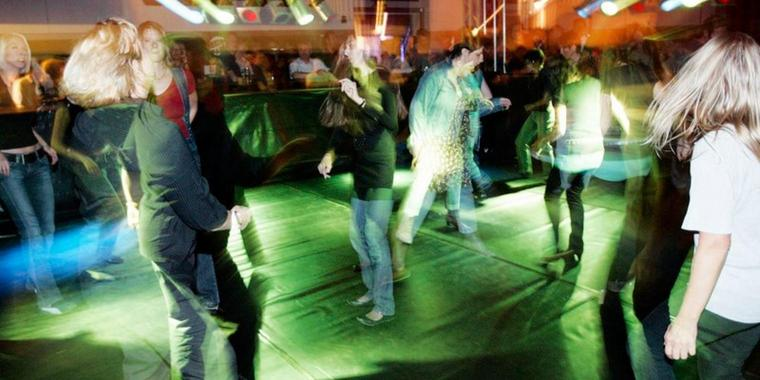 Freedom! The Party in CD Kaserne