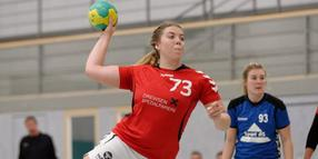 Lachte-Lutters Annabell Colditz traf im Derby zehnmal.