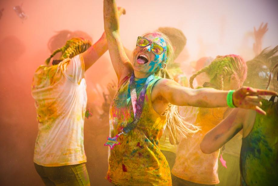 """""""Color Obstacle Rush"""" kommt nach Dresden 27"""