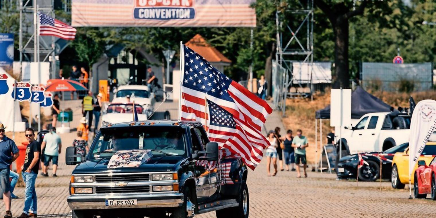 US Car-Convention 2019 in Dresden