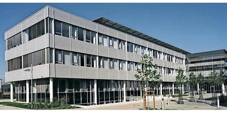 Fraunhofer-Institut IKTS in Dresden.