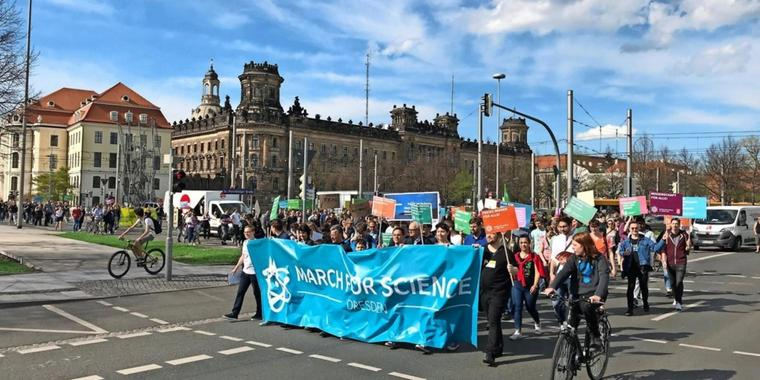 Science March2018 Dresden