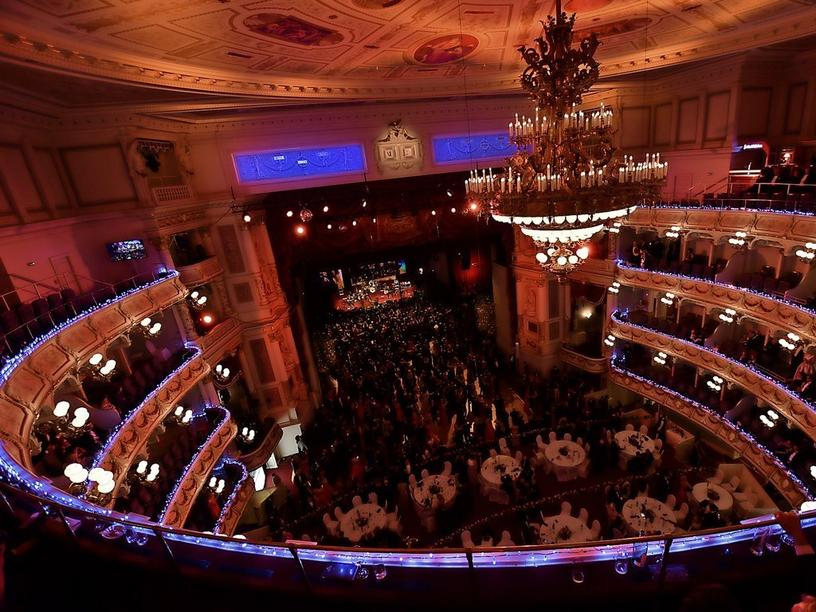 Impressionen vom Semperopernball 2020.