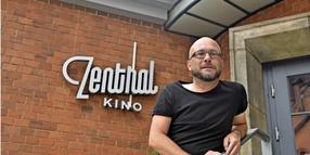 Zentralkino-Chef Bernhard Reuther