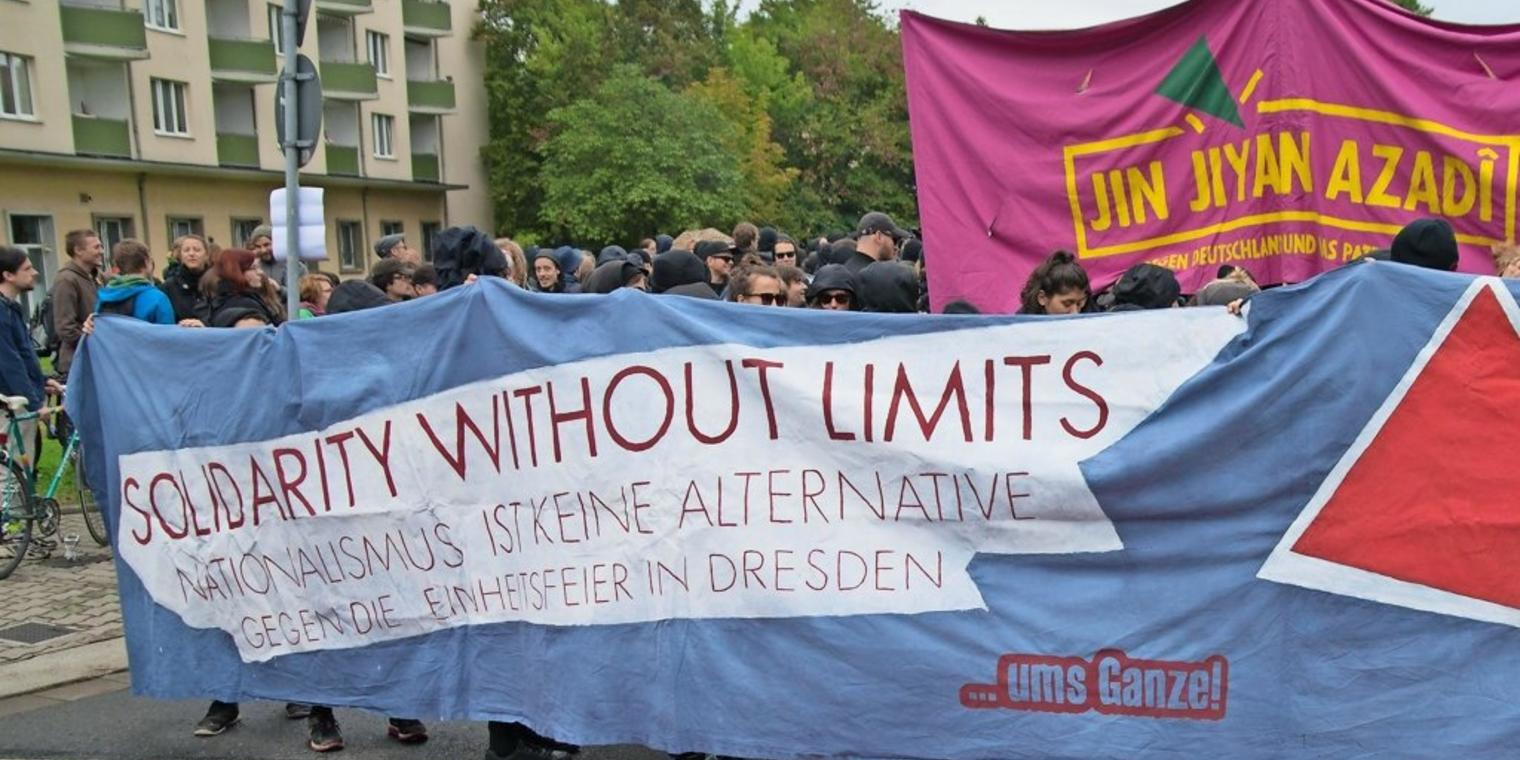 """""""Solidarity without limits"""""""