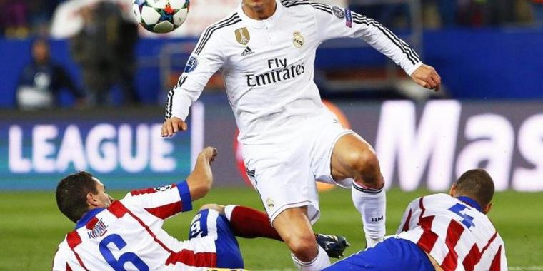 Real Madrids Superstar Cristiano Ronaldo trifft in der Champions League erneut auf Atlético Madrid.