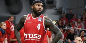 Bambergs Tyrese Rice erzielte überragende 16 Assists.