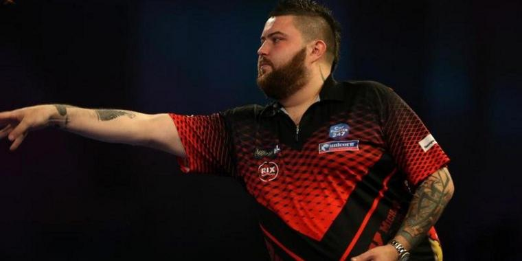 Michael «Bully Boy» Smith steht im Finale der Darts-WM.
