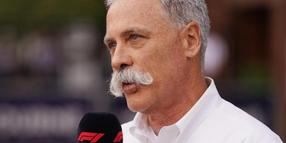 Formel-1-Chef Chase Carey.