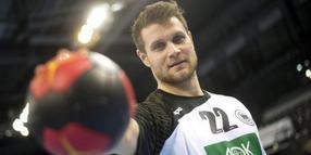 Michael Kraus (hier im Dress der Handball-Nationalmannschaft) tut Bietigheim gut.
