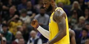 Lakers-Superstar LeBron James will endlich wieder Basketball spielen.