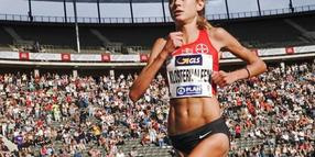 Konstanze Klosterhalfen startet beim Diamond-League-Meeting in Monte Carlo ihre Europa-Tour.