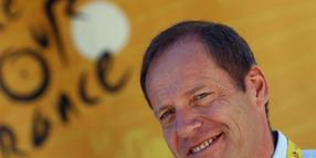 Christian Prudhomme ist Direktor der Tour de France.