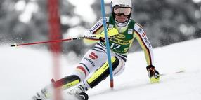 Lena Dürr hat das Podium in Are knapp verpasst.