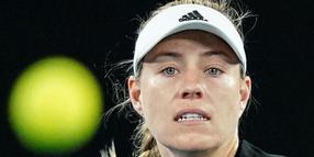 Angelique Kerber muss in Melbourne in Quarantäne.