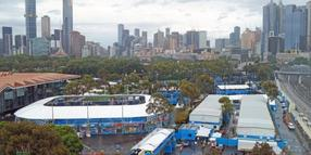 Die Australian Open sollen am 8. Februar in Melbourne beginnen.