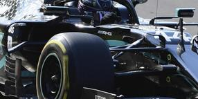 Favorit auf die Pole in Monza: Mercedes-Pilot Lewis Hamilton.