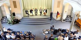 Symposium der Bundespolizei in Duderstadt.