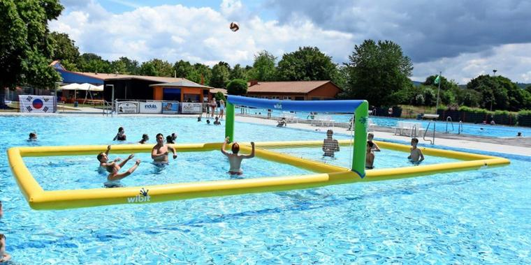 Schools-Out-Party im Duderstädter Freibad