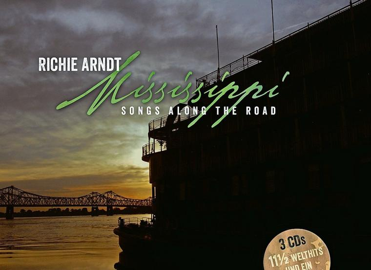 """Richie Arndt empfiehlt die CD """"Mississippi - Songs along the road""""."""