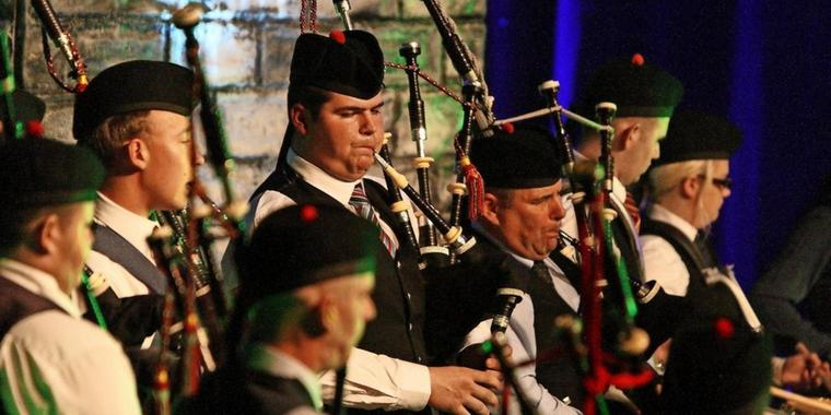 Scottish Music Parade