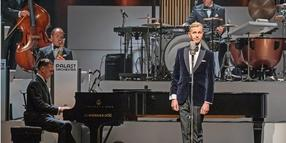 Max Raabe & Palast Orchester 2019 im Kuppelsaal des HCC in Hannover.