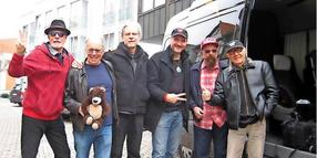 Canned Heat mit Thomas Ruf (3.vr.) 2015 in Bad Sooden-Allendorf