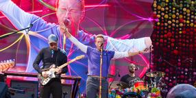 Coldplay in der HDI-Arena