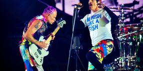 Kommen nach Hannover: Red Hot Chili Peppers.