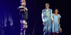 """Richard O'Brien's """"Rocky Horror Show"""" in der Swiss Life Hall in Hannover."""