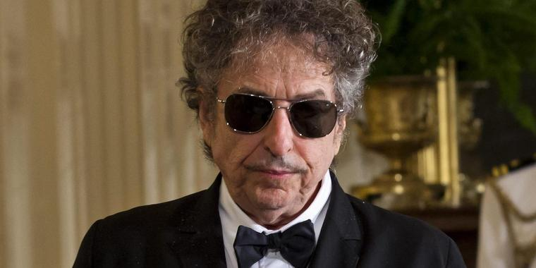 Singt am 26. April in Hannover: Bob Dylan.