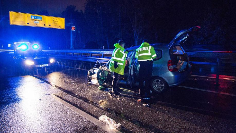 Unfall MSW