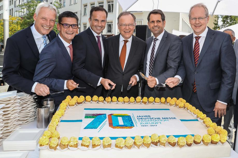 70 jahre hannover messe