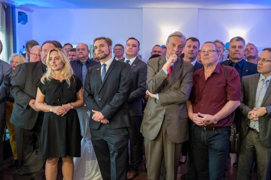 AFD Barsinghausen Wahlparty-11