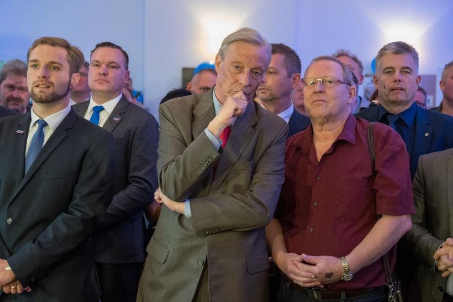 AFD Barsinghausen Wahlparty-12