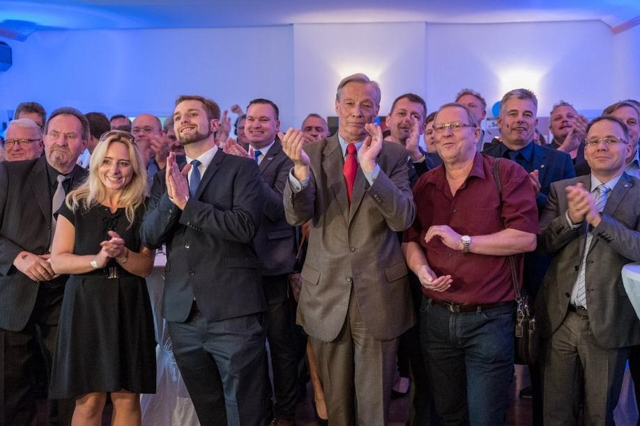 AFD Barsinghausen Wahlparty-13