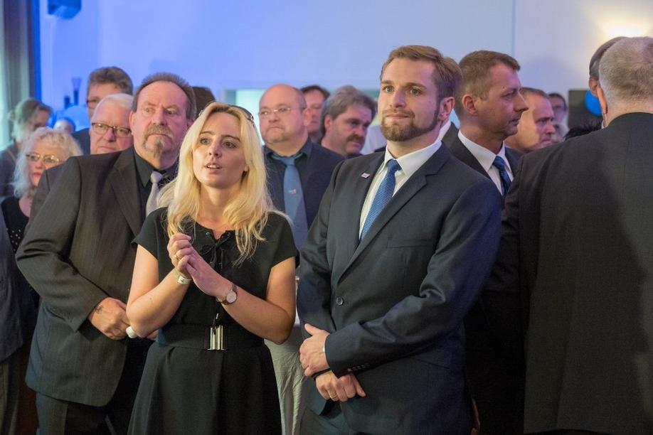 AFD Barsinghausen Wahlparty-14