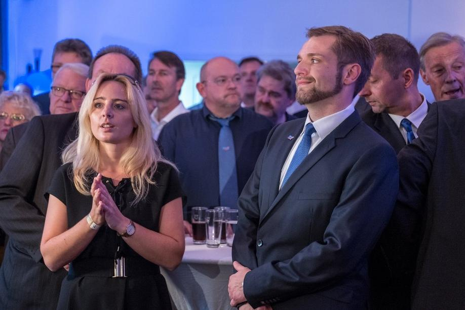 AFD Barsinghausen Wahlparty-15