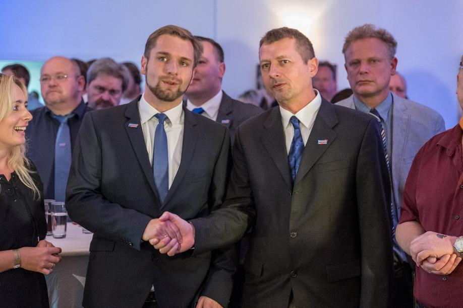 AFD Barsinghausen Wahlparty-17