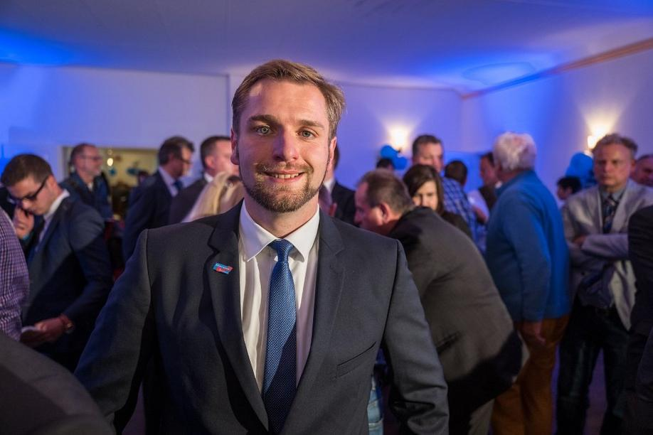 AFD Barsinghausen Wahlparty-19
