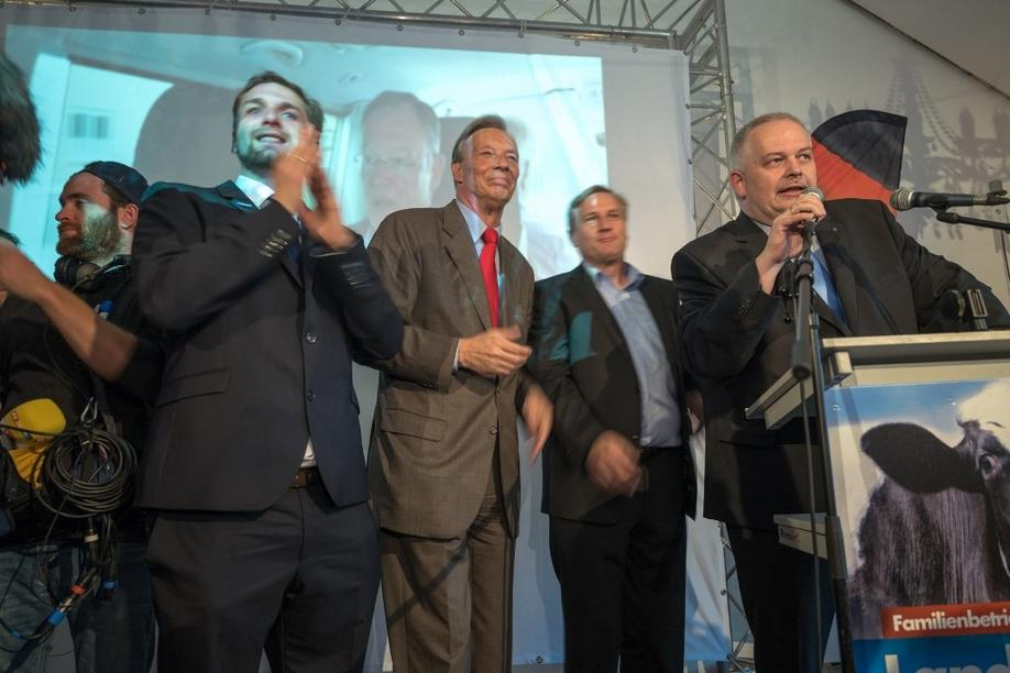 AFD Barsinghausen Wahlparty-3