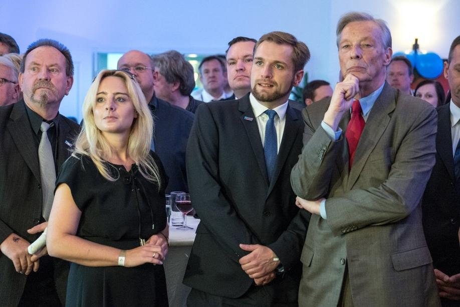 AFD Barsinghausen Wahlparty-8