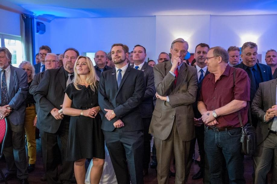 AFD Barsinghausen Wahlparty-9