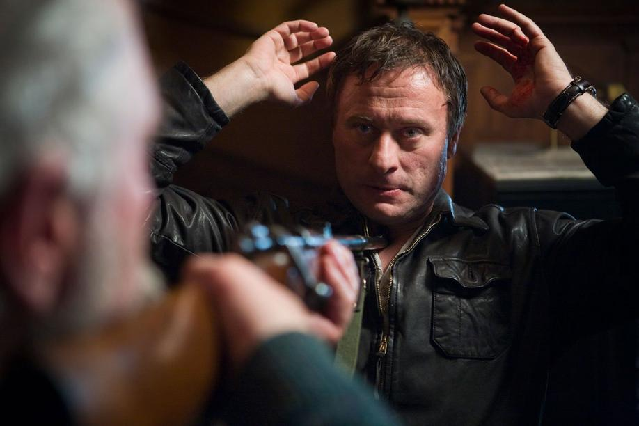 "Michael Nyqvist in ""Verblendung"""