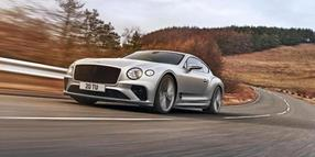 Saus und Braus: In der Speed-Version rennt der Bentley Continental GT bis 335 km/h.