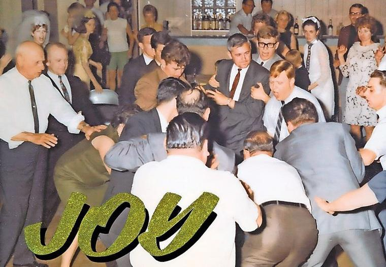 """Joy as an Act of Resistance"" von Idles"