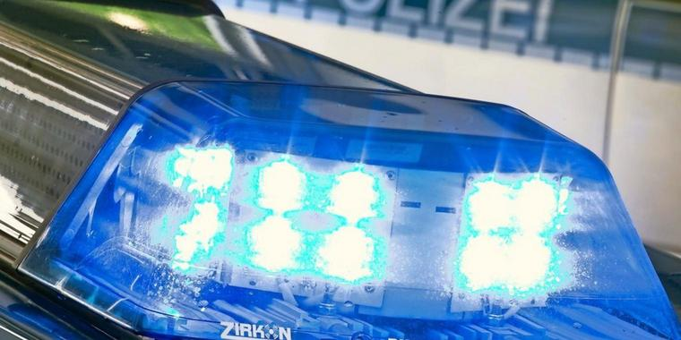 Polizeieinsatz in Hameln.