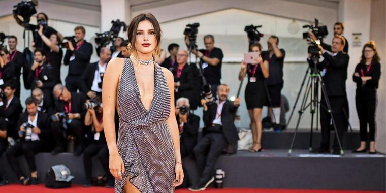 Bella Thorne, Schauspielerin aus den USA, kommt zum Internationalen Filmfest Oldenburg.