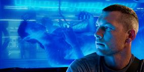 "Sam Worthington in ""Avatar - Aufbruch nach Pandora""."